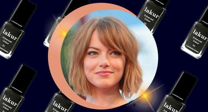Famous Fans: Emma Stone's Red Carpet Mani