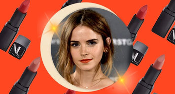 Famous Fans: Emma Watson's All-Natural Lipstick
