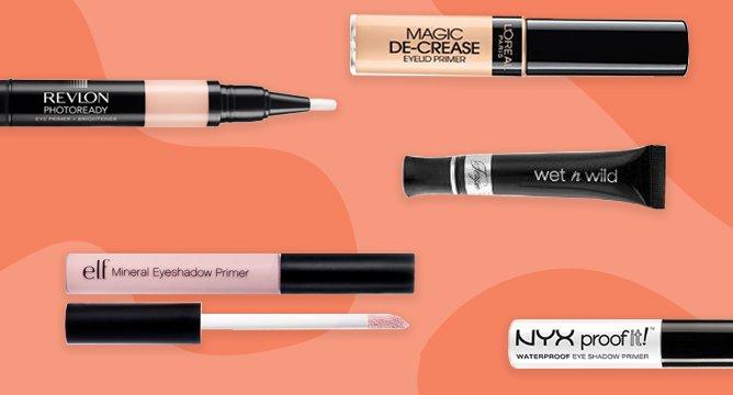 Top 5 Drugstore Eye Primers