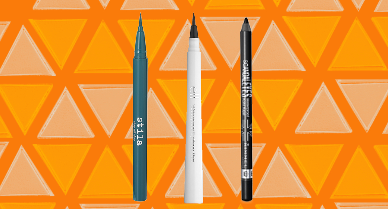 The Best High Street Waterproof Eyeliners