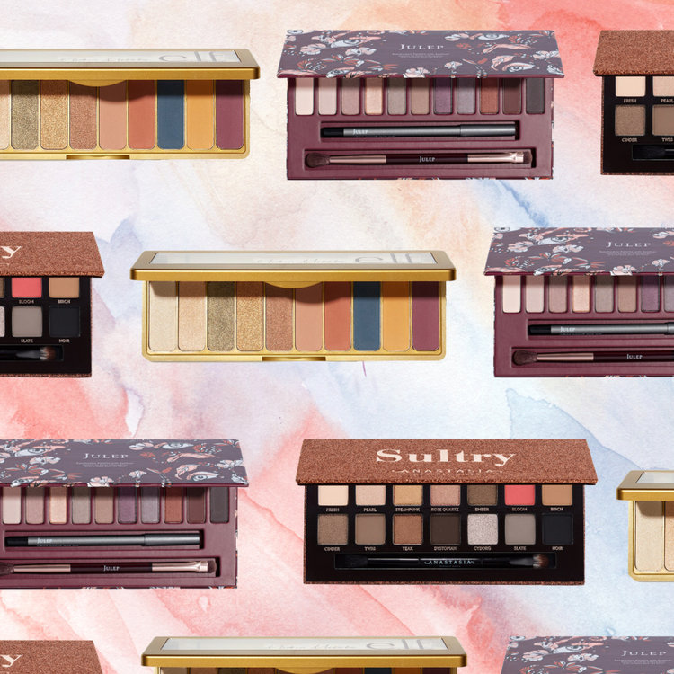 5 Fall Palettes for the Autumn Lover