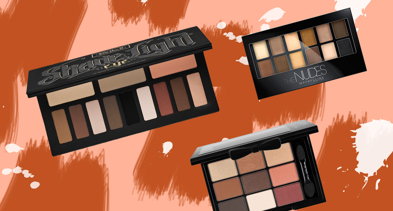 Top Eyeshadow Palettes in the UK