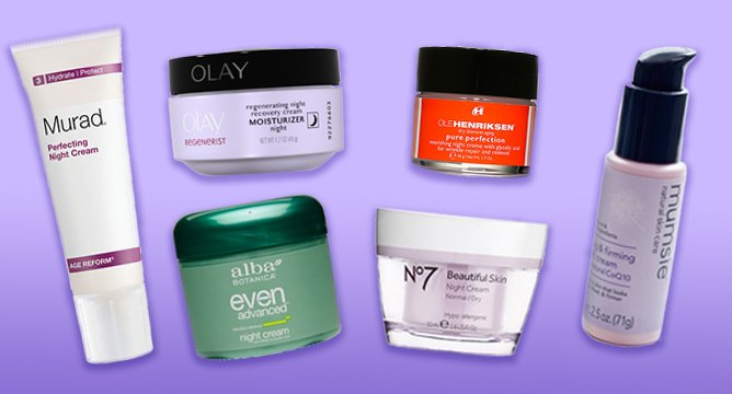 The Top 10 Night Creams