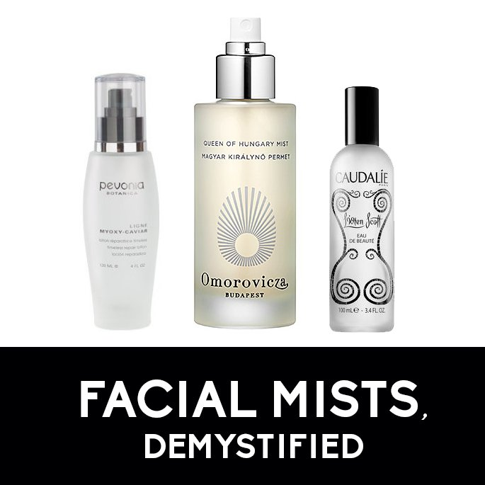 All About Facial Mists