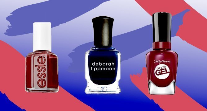 Gorgeous Dark Nail Polish Colors You Need to Try For Fall