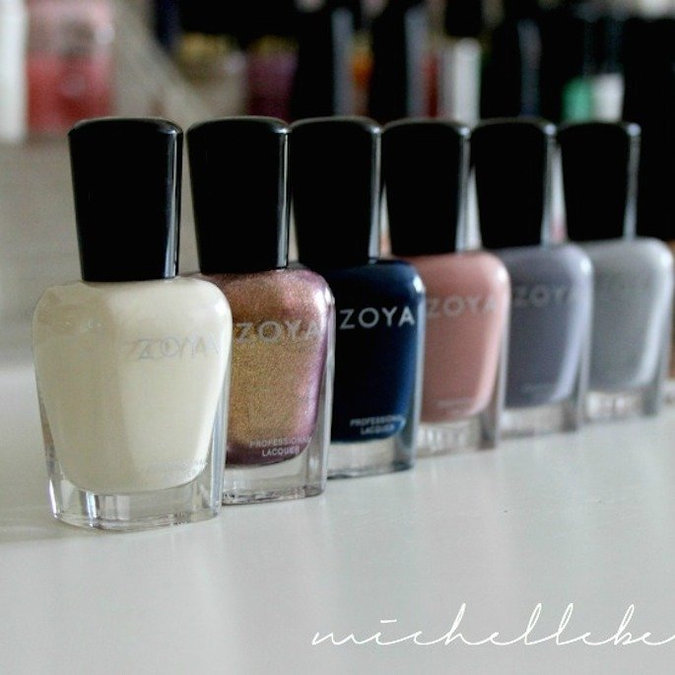 Fall Favorites: Nail Polish