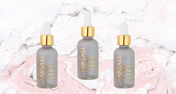 Farsali's New Serum is Like a Crystal in Liquid Form