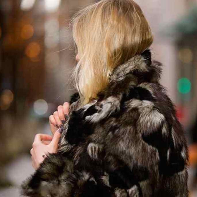 Fall Looks for Less: Faux Fur Coats