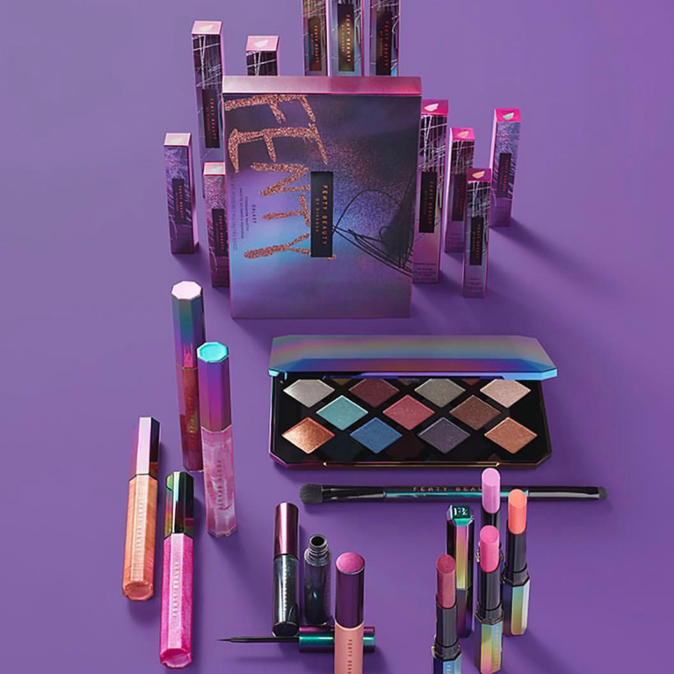 Fenty Beauty's Holiday Collection is Unreal