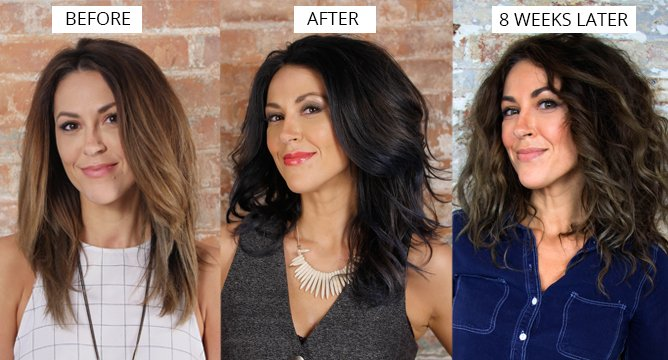 How to Maintain Your At-Home Haircolor