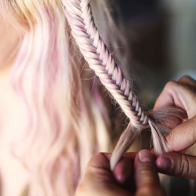 How To: Fishtail Braid