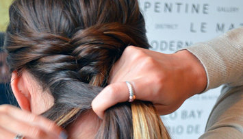 Holiday Hair: The Festive Fishtail