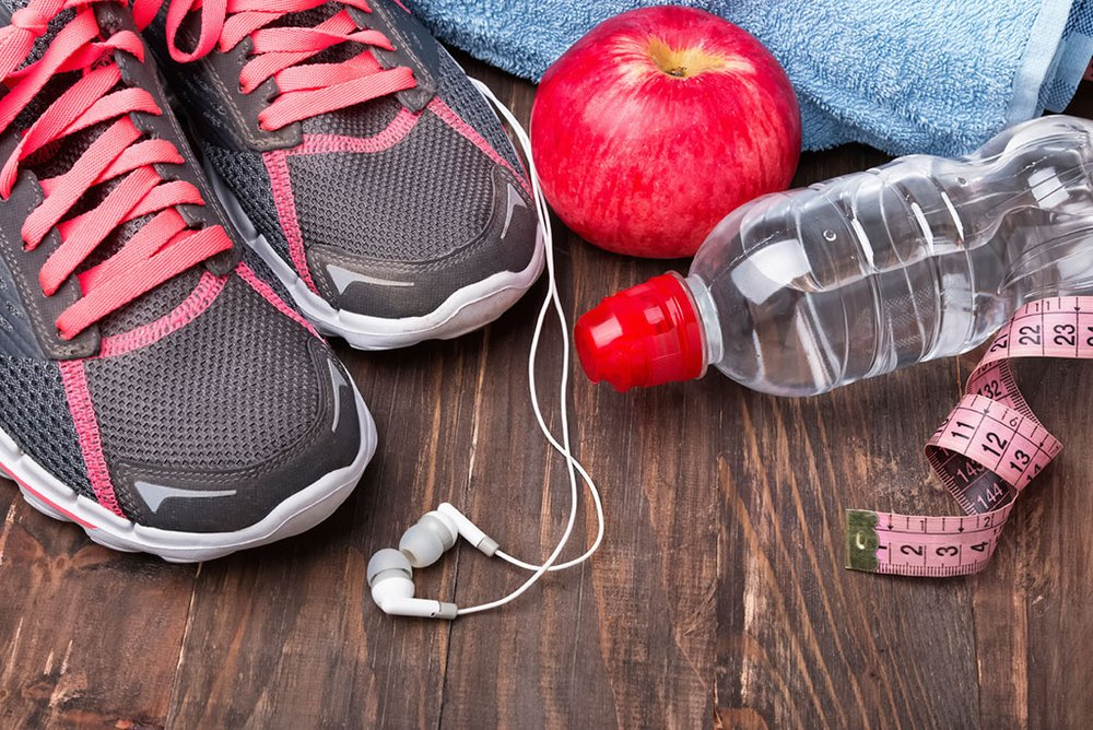 9 Products (and an App) That Will Help You Stick with Your Fitness Resolutions