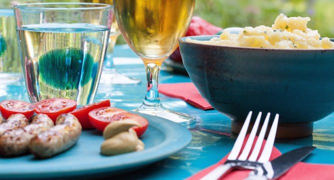 6 Recipes for the Perfect Spring Party
