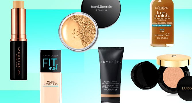 6 Makeup Brands That Have Serious Shade Options