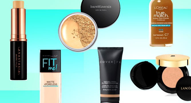7 Makeup Brands That Have Serious Shade Options