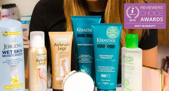The 2015 Influenster Reviewers' Choice Awards: Biggest Game Changer