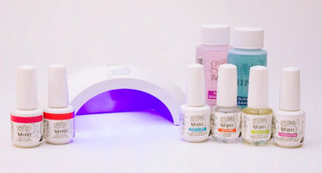 Everything You Need to Get a Gel Mani at Home