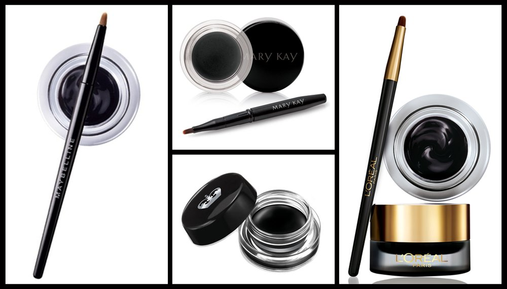 The Best Gel Eyeliners