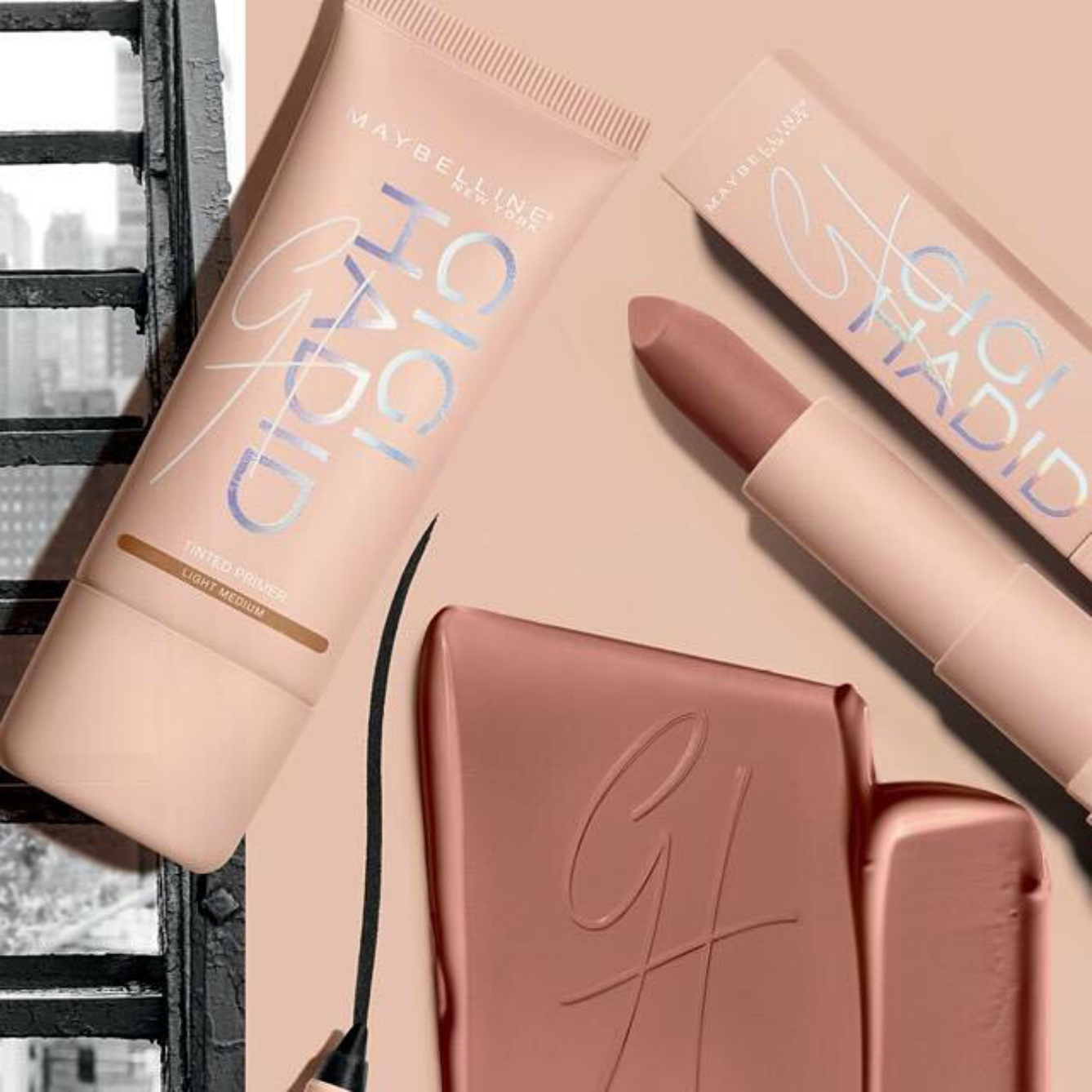 There's More to the Gigi x Maybelline Collab