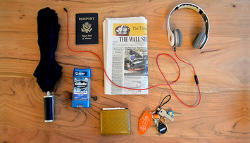Gentleman's Guide: Holiday Travels