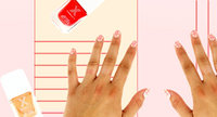 Everything You Need to Master Grid Nail Art at Home