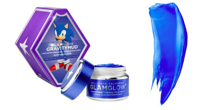 GlamGlow's New Mud Mask will Help You Channel Your Inner '90s Gamer