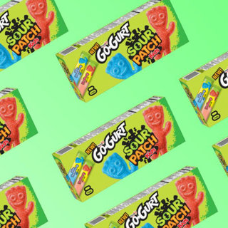 Sour Patch Kids Gets the Yogurt Treatment