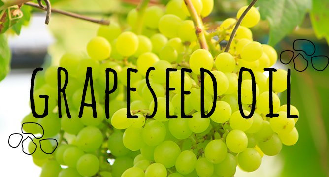 Yep, Grapeseed Oil Really is All That
