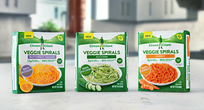 These Veggie Noodles are a Health Nut's Dream