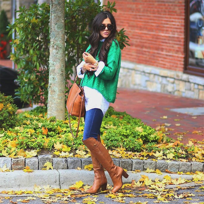 Color Crush: Evergreen