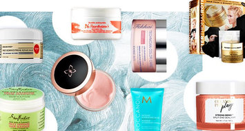 The Perfect Hair Masks for Every Hair Concern