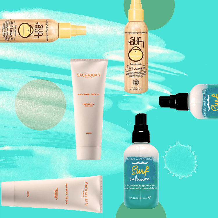 Heading to the Beach? You Need These Hair Products