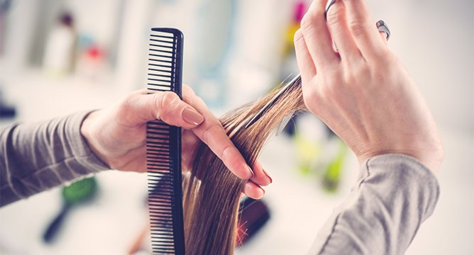 The Hair Trend Everyone is Talking About: Hair Dusting