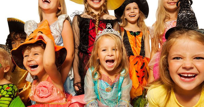 The Best Halloween Costumes for Every Age