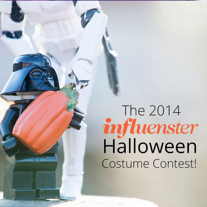 The 2014 Influenster Halloween Costume Contest