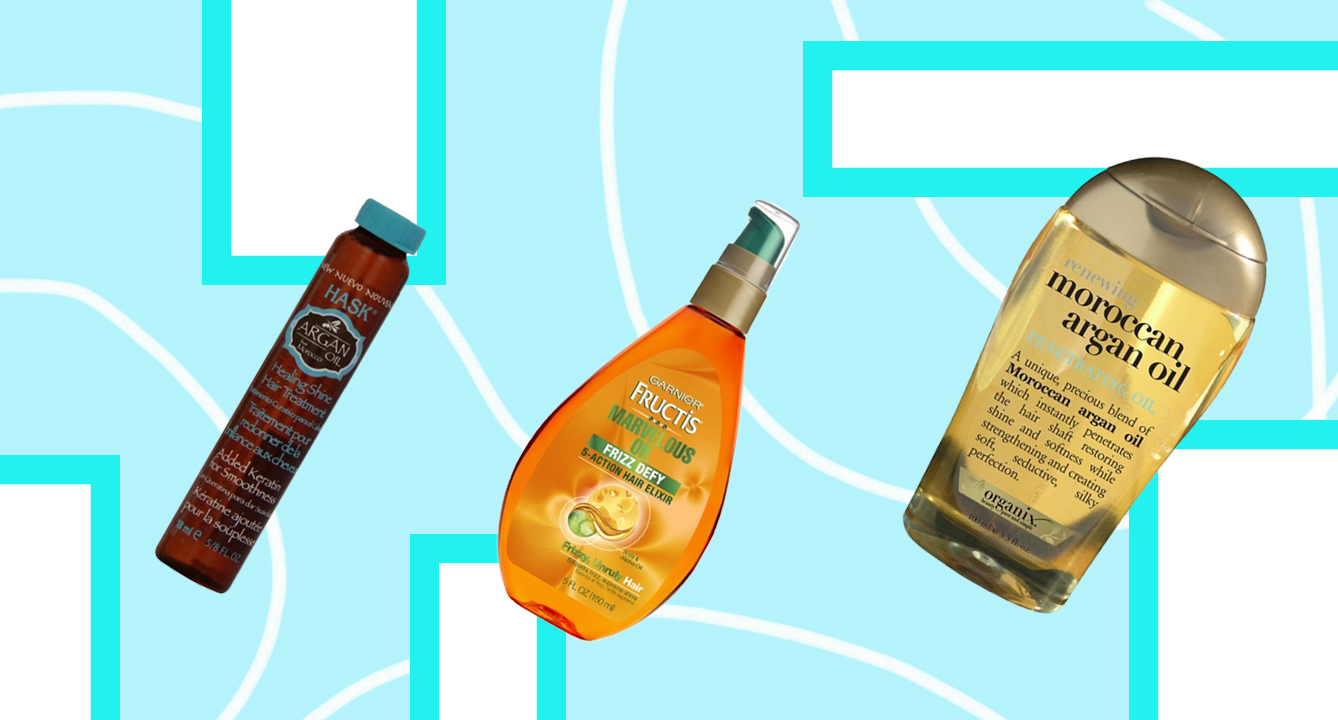 The Best Drugstore Hair Oils