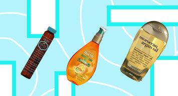 The Best Drugstore Hair Oils