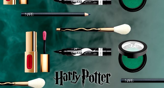Harry Potter Makeup Products Perfect For Each House