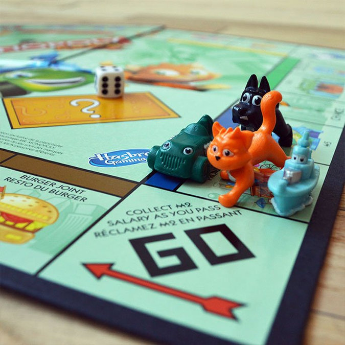 How do you do #GameNight?