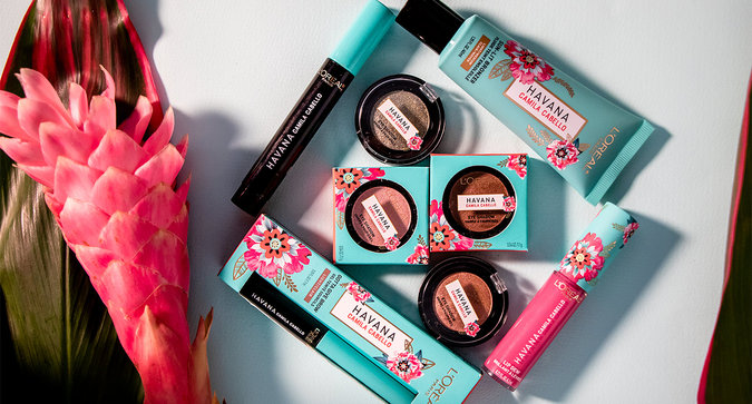 Summer Isn't Over With This Limited-Edition Camila Cabello x L'Oréal Paris Collection