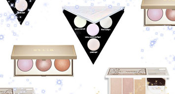 6 Highlighter Palettes That Also Make Great Eyeshadows