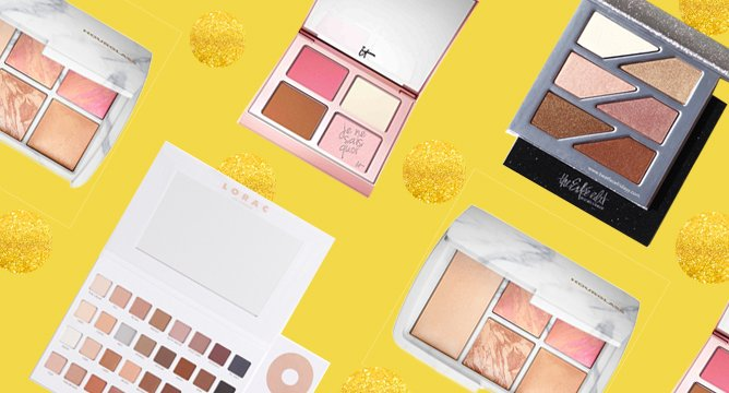Holiday Gift Guide 2016: The Best Palettes