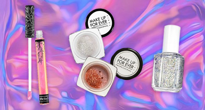 Trending Now: Holographic Makeup