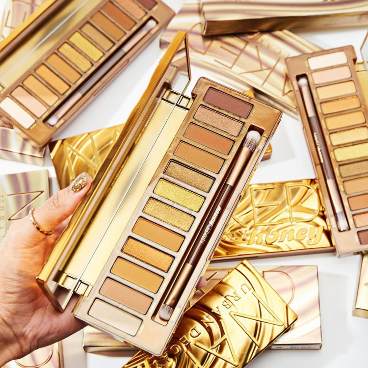 See Every Product in Urban Decay's Honey Collection