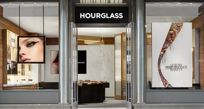 Hourglass Opened Its First NYC Store