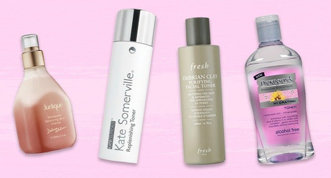 How to Work a Toner Into Your Routine
