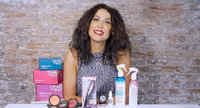 Elizabeth's Monthly Faves: Beach Waves, Glitter Lipstick, Eyelash Tinting