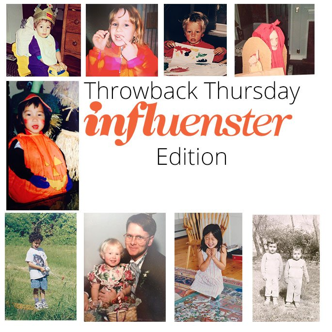 #TBT Team Influenster Edition