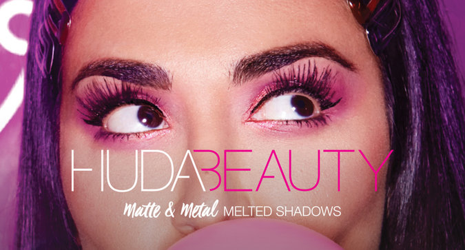 Here's Why We're Obsessing Over Huda Beauty's New Eyeshadows